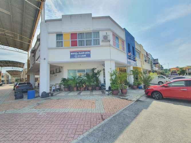 EXTERIOR_BUILDING Hotel Alam Jaya