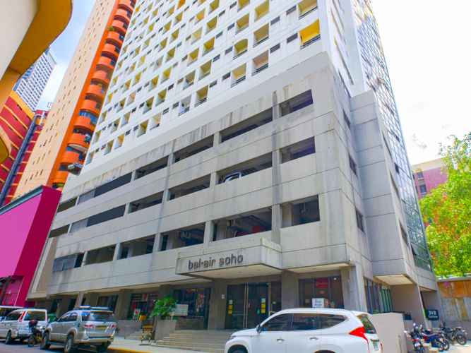 EXTERIOR_BUILDING OYO 769 Poblacion Suites Polaris