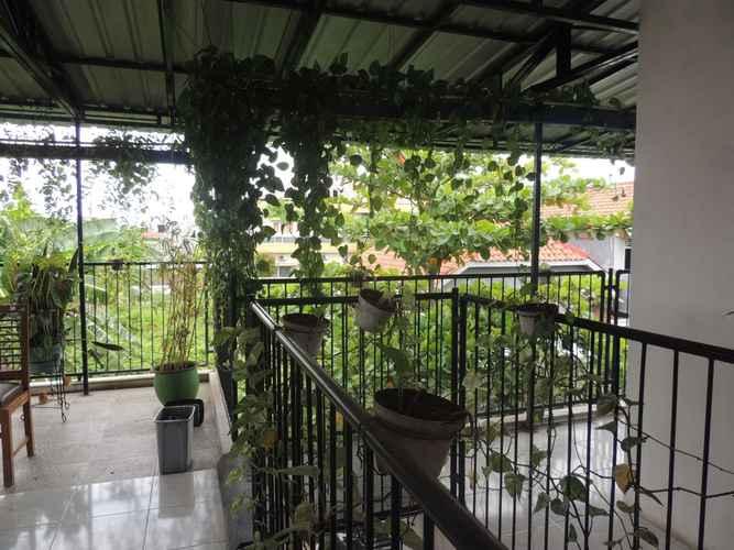 BEDROOM Green Garden House Tegal