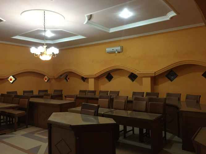 FUNCTIONAL_HALL Hotel Alami