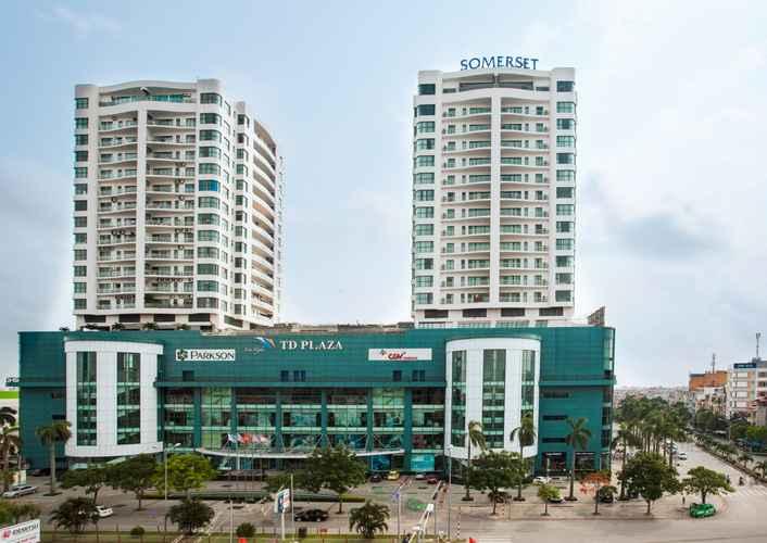 EXTERIOR_BUILDING Somerset Central TD Hai Phong City