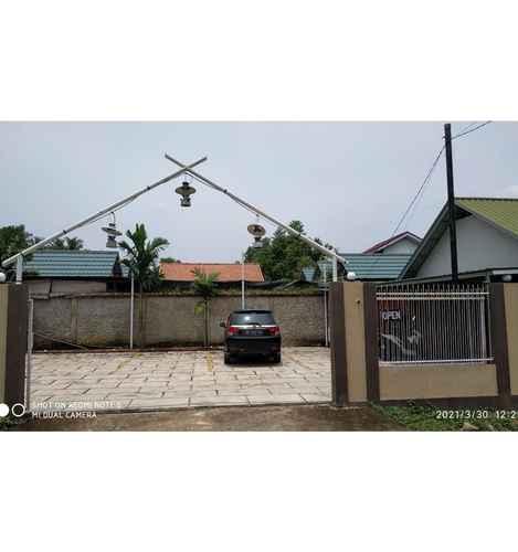 EXTERIOR_BUILDING Pondok Penginapan Strongkeng Syariah Palembang