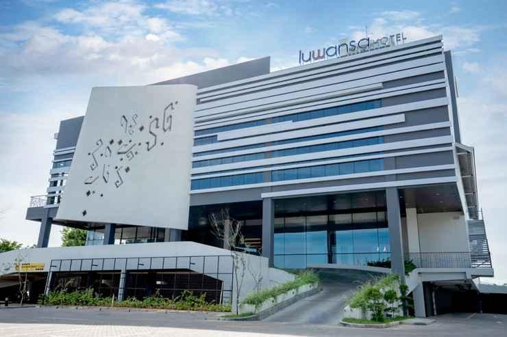 EXTERIOR_BUILDING Luwansa Hotel and Convention Center Manado