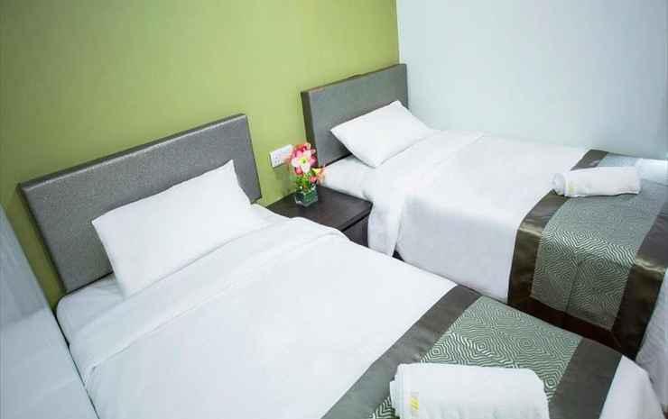 Hotel Zamburger Ledang Utama Johor -