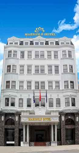 EXTERIOR_BUILDING Khách Sạn Marigold Đà Lạt