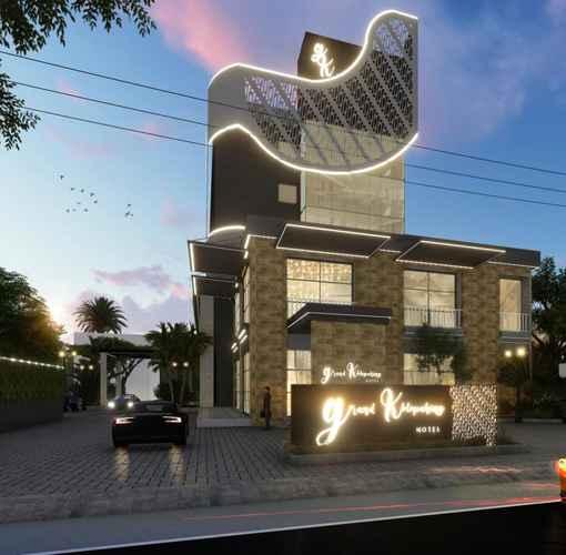 EXTERIOR_BUILDING Grand Kolopaking Hotel