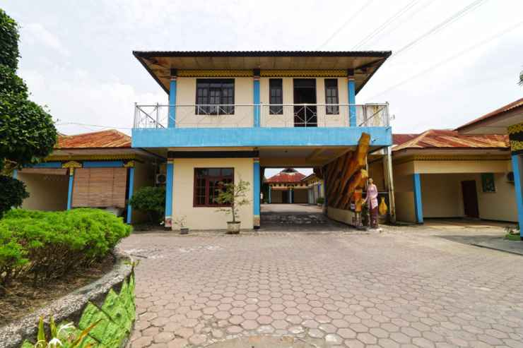 EXTERIOR_BUILDING Hotel Garuda Banyumas