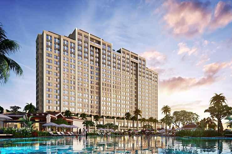 EXTERIOR_BUILDING Khu Nghỉ Dưỡng Holiday Inn Hồ Tràm Beach