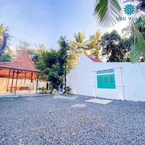 EXTERIOR_BUILDING Ubu Villa Borobudur