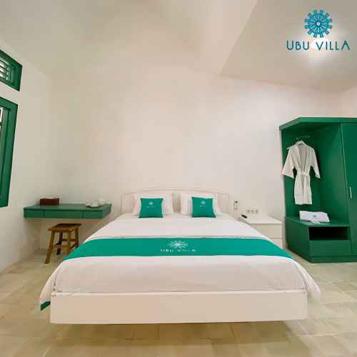 BEDROOM Ubu Villa Borobudur