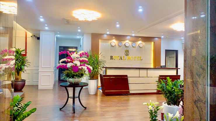 LOBBY Khách Sạn Royal II Hà Nội