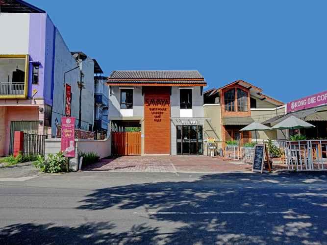 EXTERIOR_BUILDING OYO 90497 Savaya Guesthouse