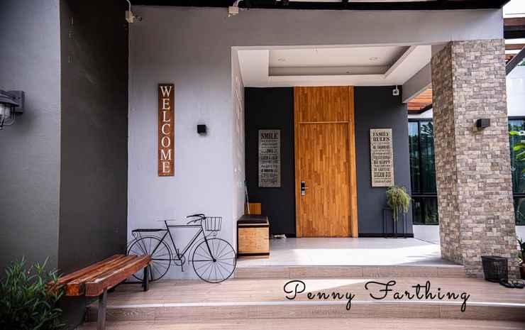 Penny-Farthing Pool Villa Chonburi -