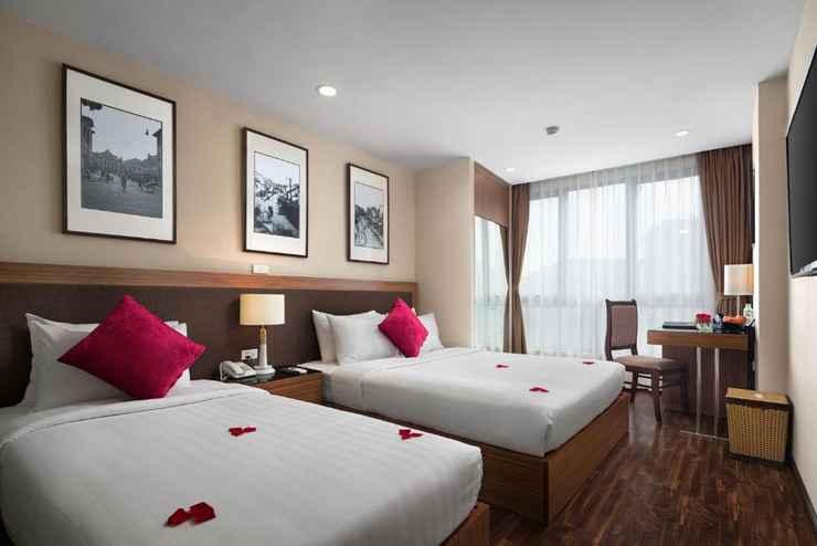 BEDROOM Khách Sạn Golden Moon Suite