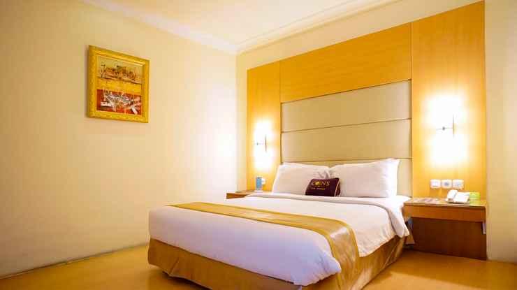 BEDROOM RuangNyaman at Coins Hotel
