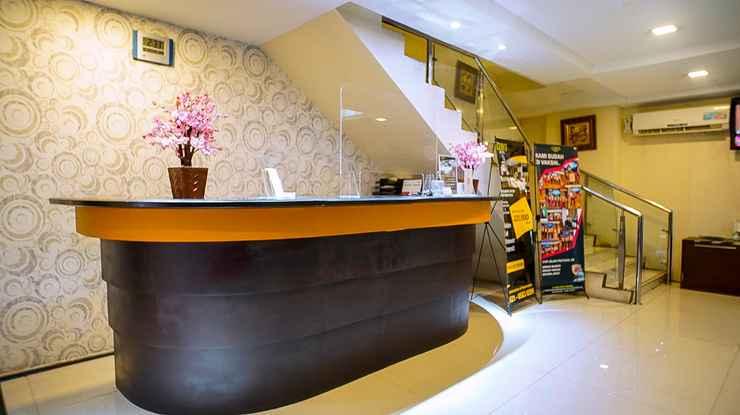 LOBBY RuangNyaman at Coins Hotel
