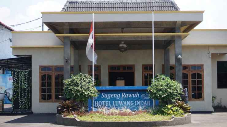 EXTERIOR_BUILDING Hotel Luwang Indah Permai