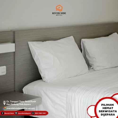 BEDROOM Riverside Hotel Jepara