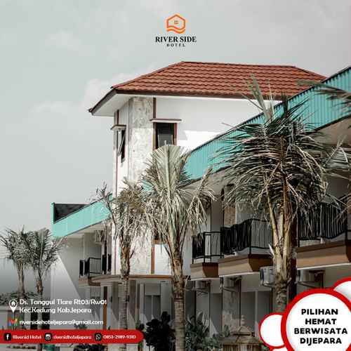 EXTERIOR_BUILDING Riverside Hotel Jepara