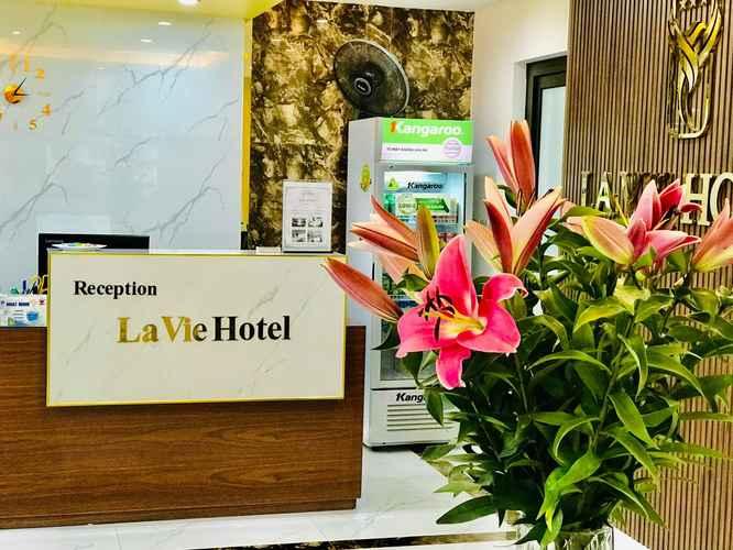 LOBBY Khách Sạn Lavie
