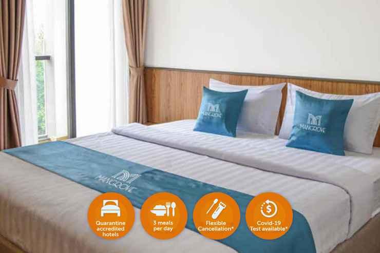 BEDROOM Quarantine Hotel - Mangrove Hotel Can Gio