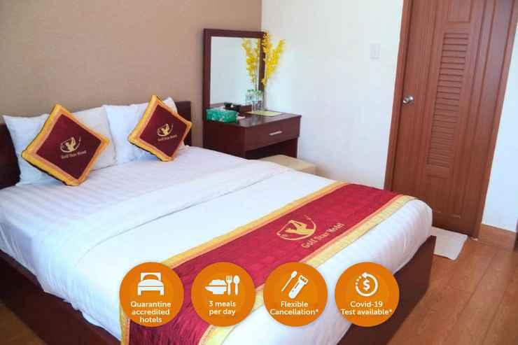 BEDROOM Khách Sạn Cách Ly - Golf Star Hotel