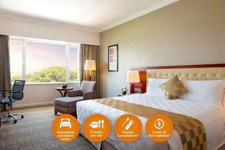 BEDROOM Quarantine Hotel - Hotel Equatorial Ho Chi Minh City