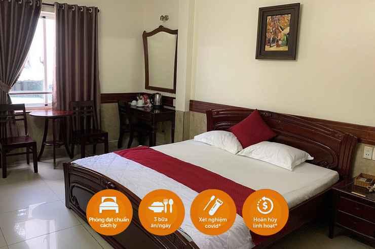 BEDROOM Quarantine Hotel - Hung Huong Hotel