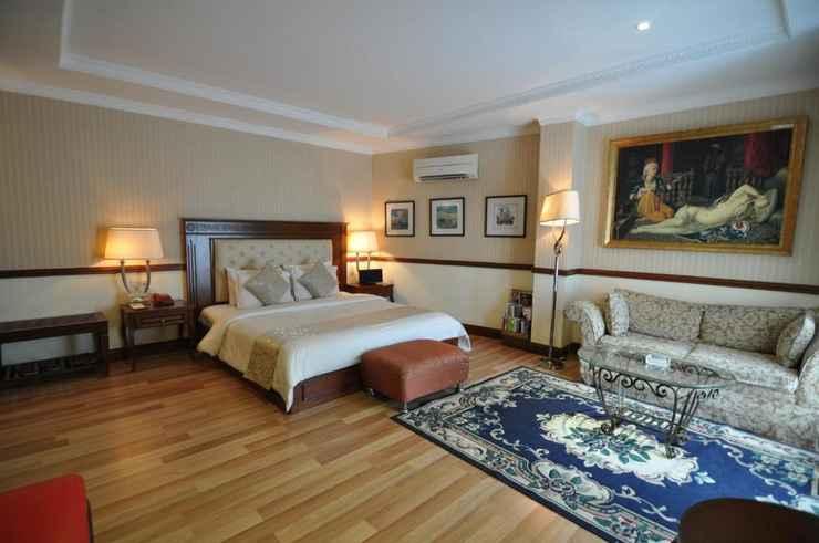 BEDROOM Hoa Huong Duong Hotel