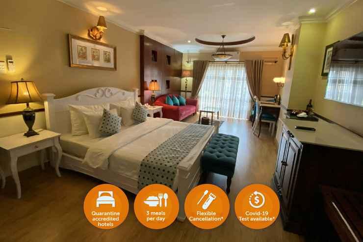 BEDROOM Quarantine Hotel - Hoa Huong Duong Hotel