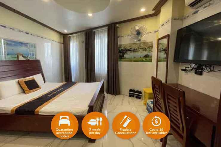 BEDROOM Quarantine Hotel - Chau Thien Tu Hotel NTB