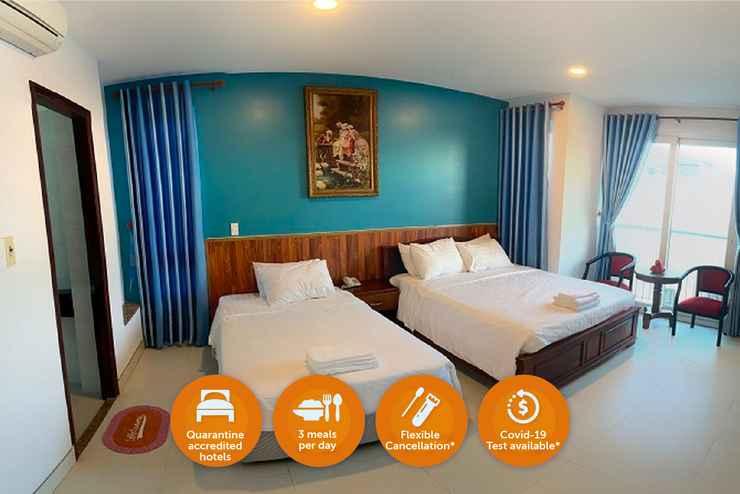 BEDROOM Khách Sạn Cách Ly - Tân Thái Dương Motel