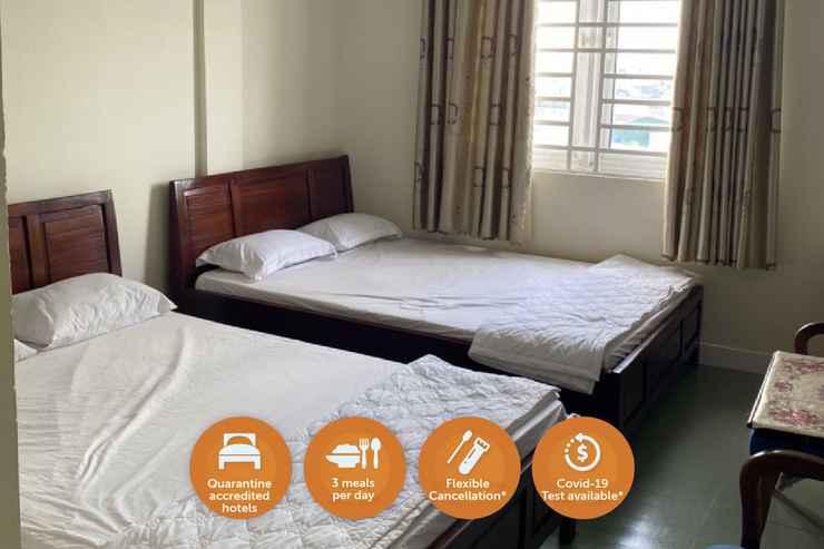BEDROOM Quarantine Hotel - Tien Thang Hotel