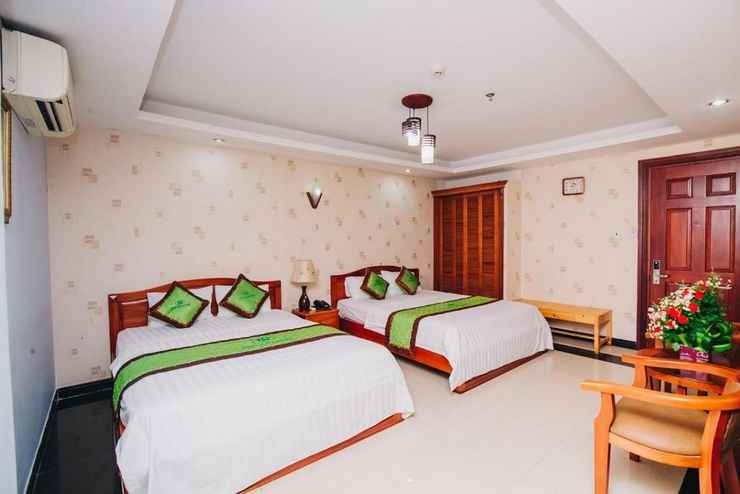 BEDROOM Khách Sạn Cách Ly - Phú An Hotel