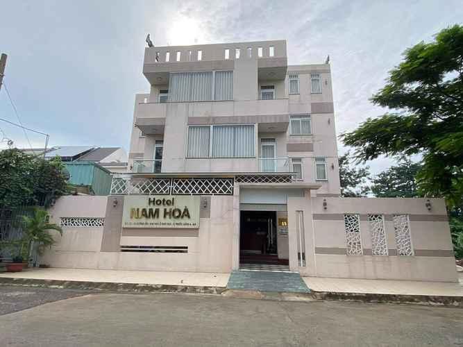 LOBBY Khách Sạn Cách Ly - Nam Hoà Hotel