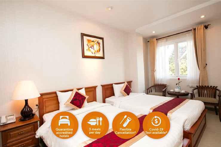BEDROOM Quarantine Hotel - White Lion Hotel