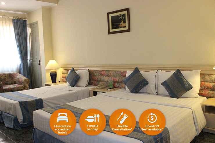BEDROOM Quarantine Hotel  - Bat Dat Hotel