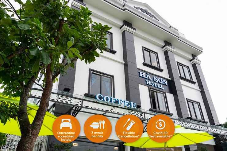 EXTERIOR_BUILDING Quarantine Hotel - Ha Son Hotel