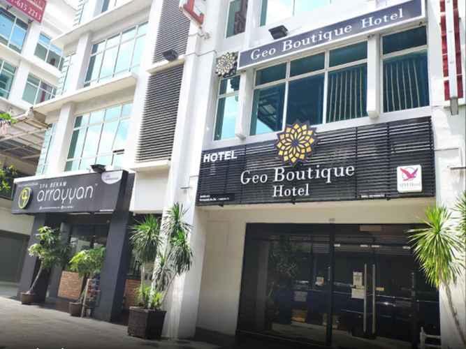 EXTERIOR_BUILDING Geo Boutique Hotel - Seri Kembangan