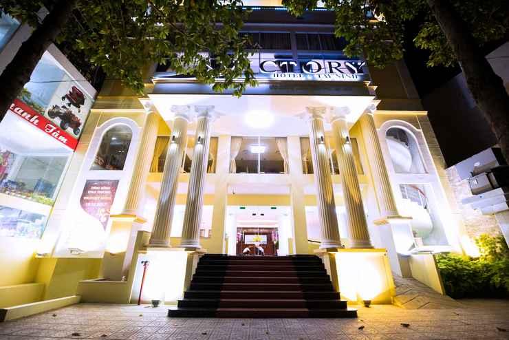 EXTERIOR_BUILDING  Khách Sạn Cách Ly - Victory Hotel Tây Ninh