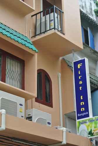 LOBBY First Inn Bangkok