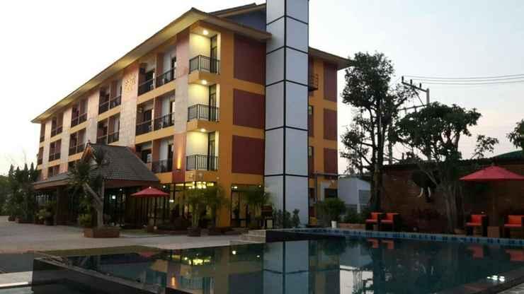 EXTERIOR_BUILDING Tawan Anda Garden Hotel