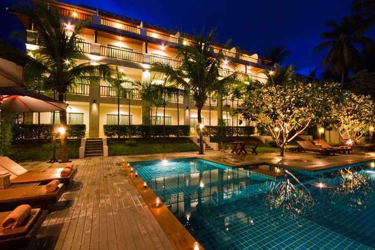 SWIMMING_POOL Lamai Buri Resort