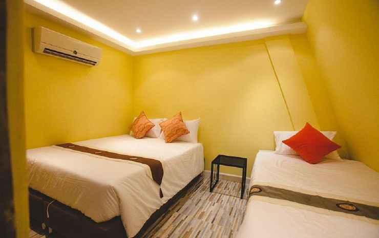 Doublefive Bangkok Bangkok - Triple Room