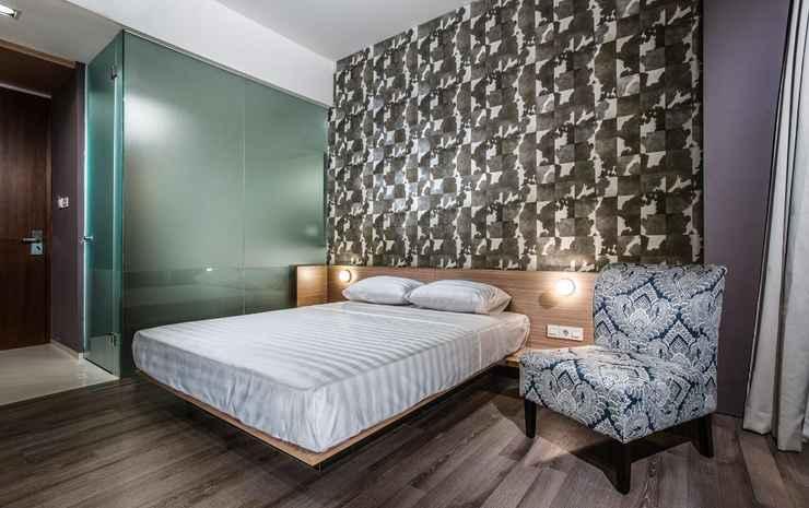 Upscale Suites Jakarta - Deluxe Room