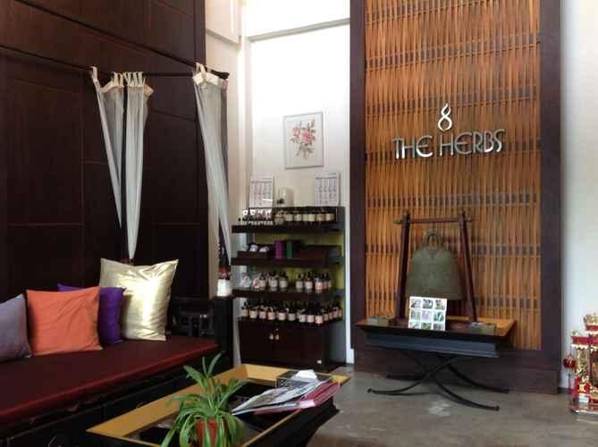 LOBBY The Herbs Hotel Hua Hin Town