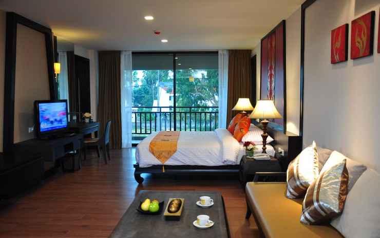 Royal Thai Pavilion Jomtien Boutique Chonburi - Junior Suite Seaview