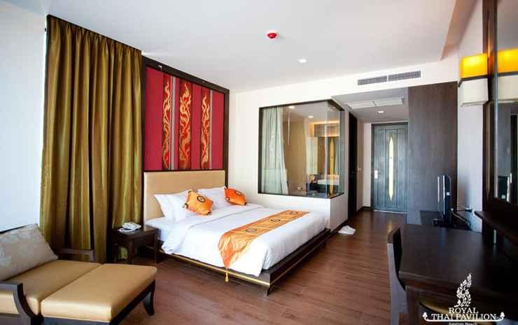 Royal Thai Pavilion Jomtien Boutique Chonburi - Side Seaview Deluxe Room -Room Only