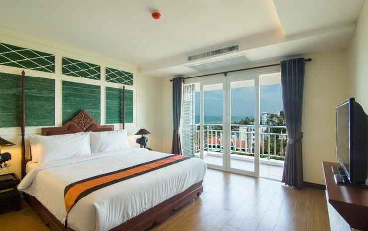 Royal Heritage Pavilion Jomtien Boutique Resort Chonburi - HERITAGE SUPERIOR SEAVIEW  - ROOM ONLY