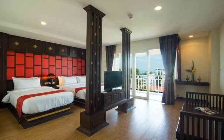 Royal Heritage Pavilion Jomtien Boutique Resort Chonburi - HERITAGE GRAND TRIPLE SUITE
